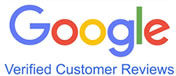 google verified customer reviews icon