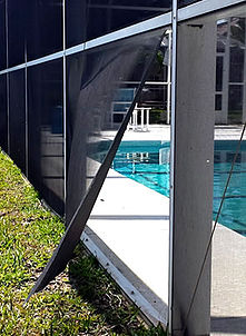 Pool Screen Repair Stuart Fl And West Palm Beach Florida