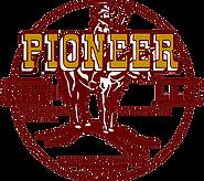 Pool Screen Company in Stuart FL and West Palm Beach FL | Pioneer Logo