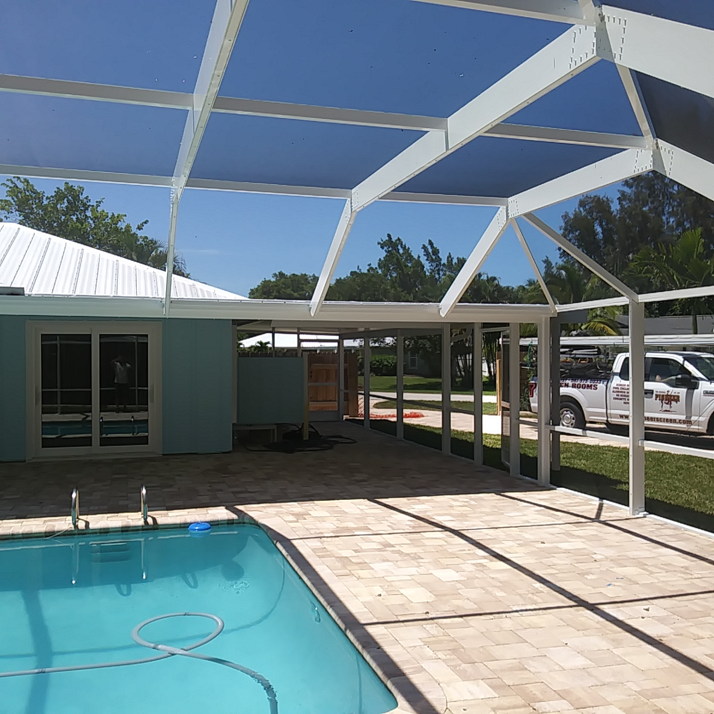 Pool Enclosures And Patio Screens In Stuart Fl And West